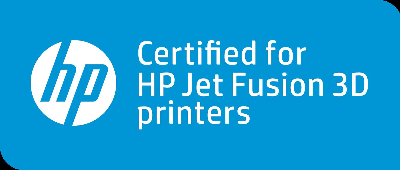 HP Certified Jet Fusion 3D Partner