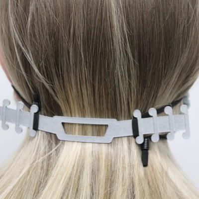 MJF Mask Ear Saver made by a 3D Printer