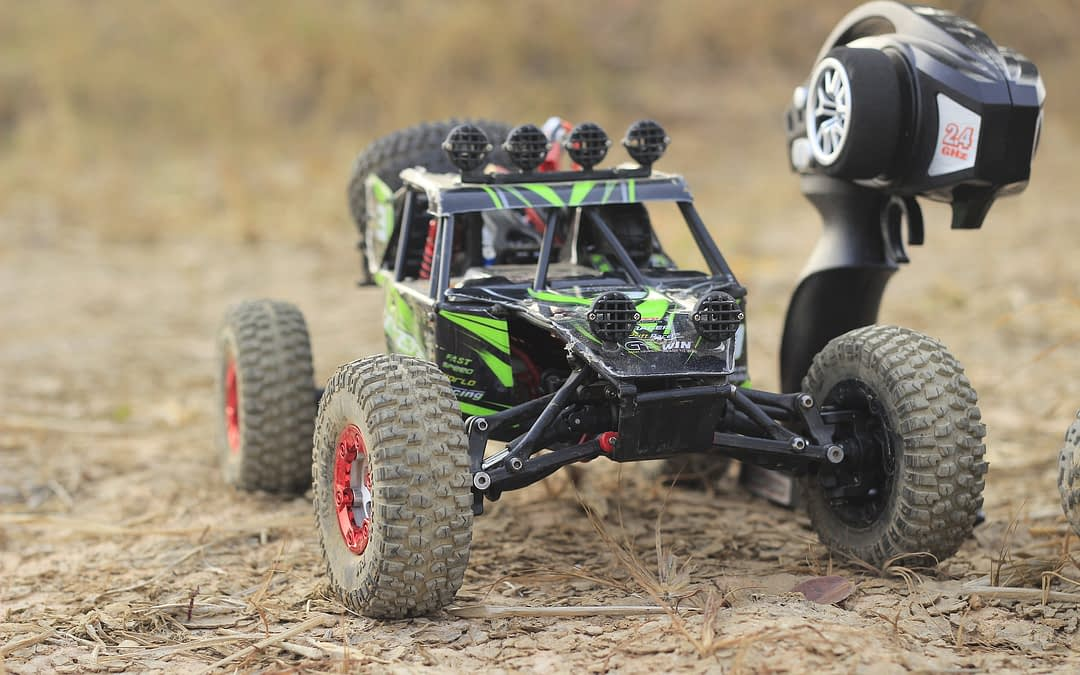 Carve Up the Track with Custom 3D Printed & CNC RC Car Wheels
