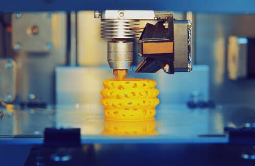 3d printing job