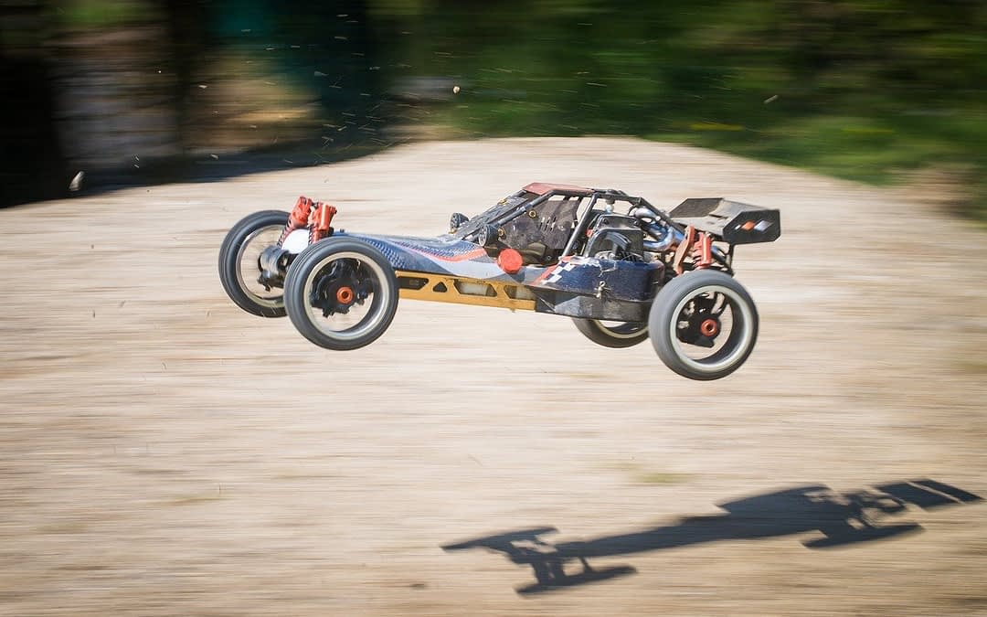 Improve Your Remote Control Car with 3D Printed RC Car Parts